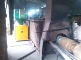 生物质燃烧机应用在钢瓶厂